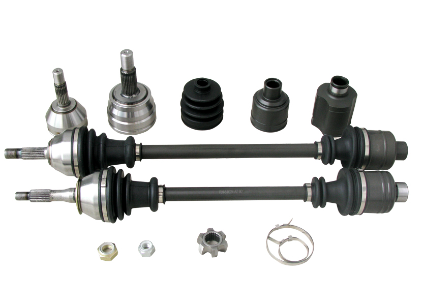 CV Joint and CV Axle for Renault