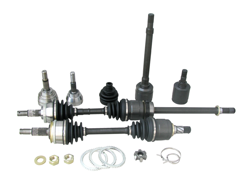CV Joint and CV Axle for Nissan