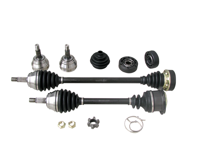CV Joint and CV Axle for VW